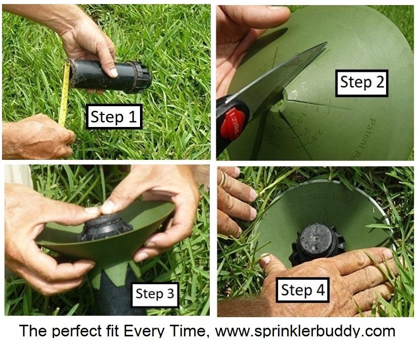 Install Sprinkler Buddy
