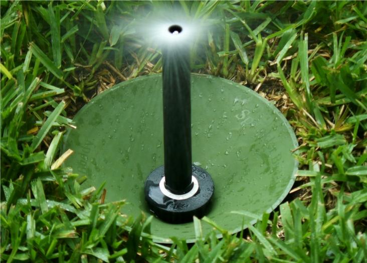 Sprinkler Buddy For Lawn Sprinklers